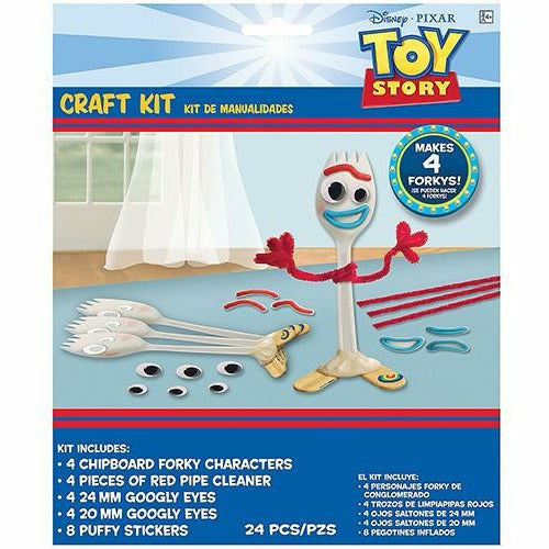 Toy Story 4 Craft Kit for 4