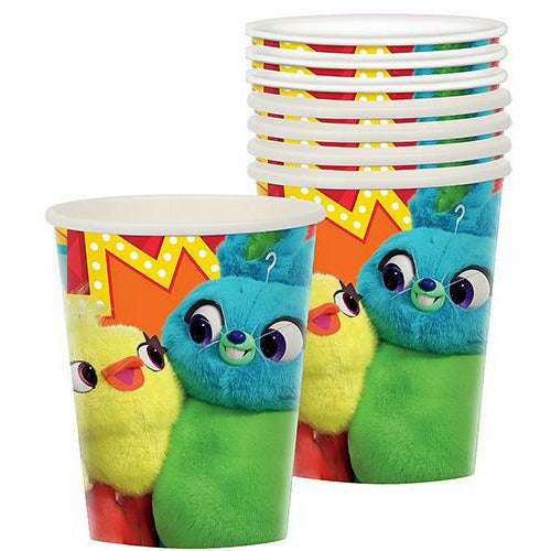 Toy Story 4 Cups 8ct