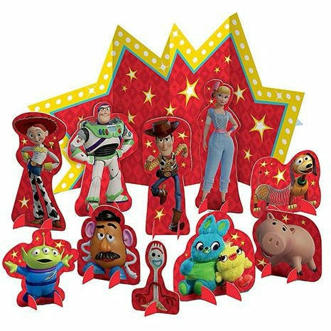 Toy Story 4 Table Decorating Kit 11pc