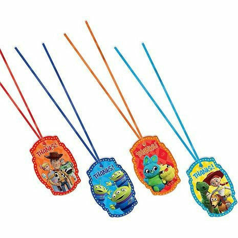 Toy Story 4 Thank You Tags 8ct