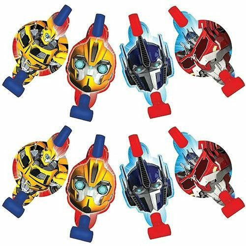 Transformers Blowouts 8ct