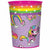 Rainbow Butterfly Unicorn Kitty Favor Cup