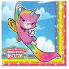 Rainbow Butterfly Unicorn Kitty Lunch Napkins 16ct