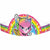 Rainbow Butterfly Unicorn Kitty Crown 8ct