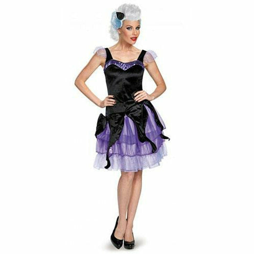 Womens Ursula Deluxe Costume - The Little Mermaid