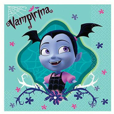 Vampirina Beverage Napkins 16ct