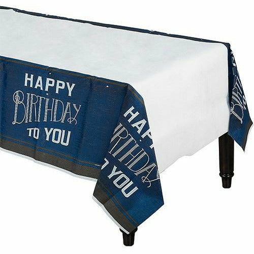 Happy Birthday Classic Table Cover