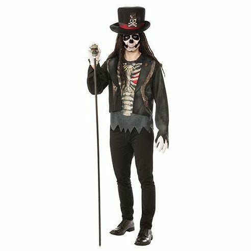 Mens Voodoo Man Costume