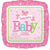 "563 Pink Welcome Baby Girl 17"" Mylar Balloons"