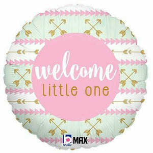 528 Pink Welcome Little One 18