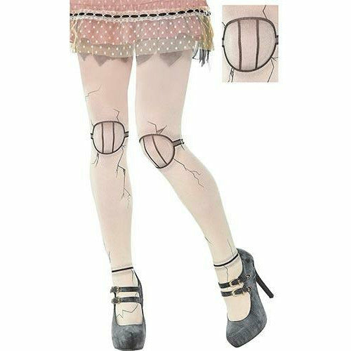 Womens Creepy Doll Tights