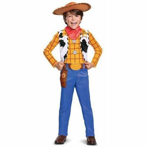 Boys Woody Classic Costume - Toy Story 4