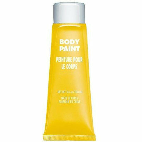 Yellow Body Paint