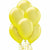Yellow Pearl Balloons 15ct