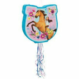 Spirit Riding Free Shaped Pull Pinata