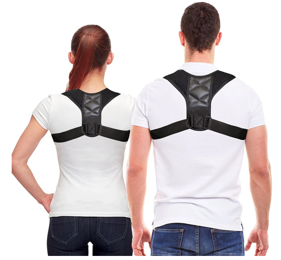 Body Wellness Posture Corrector (Adjustable to All Body Sizes)