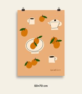 Oranges & Coffee