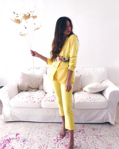 Gigi suit (Yellow)