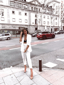 Gigi suit (White)