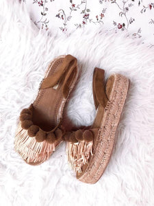 Coconut sandals