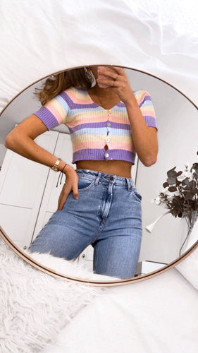 Cookie crop top