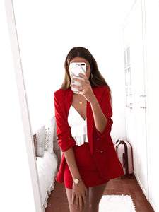 Glam suit (red)