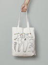 PARTY PEOPLE TOTE BAG