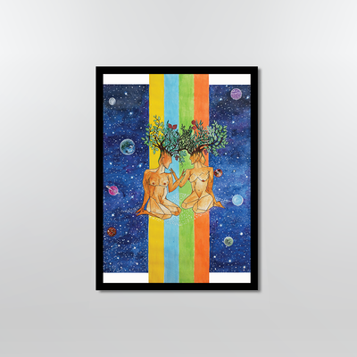 Platonic Love  Framed Poster