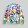 Rave Bomber Jacket