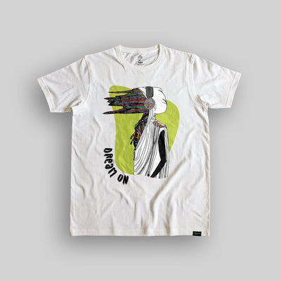 The Dreamers Unisex Organic Cotton T-shirt - Yo aatma