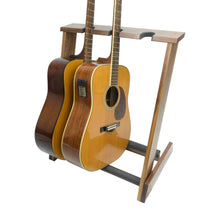 Load image into Gallery viewer, 3 Space Acoustic Guitar Stand - AllwoodStands