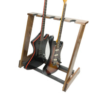 Load image into Gallery viewer, 5 Space Electric Guitar Stand - AllwoodStands