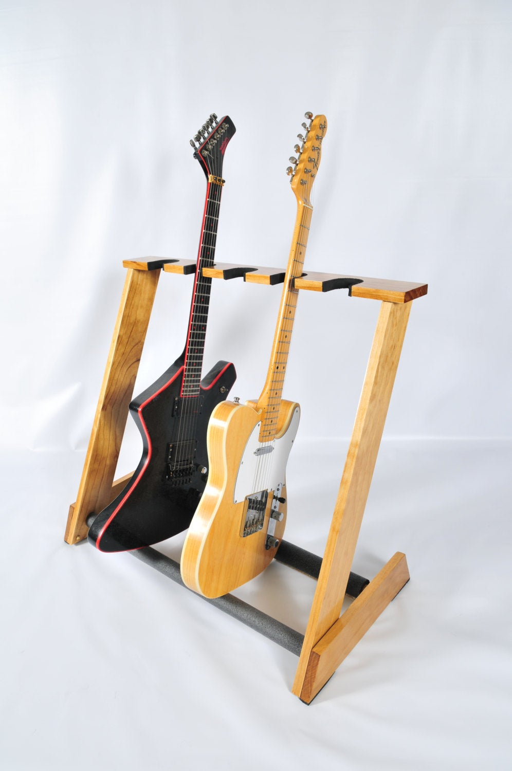 5 Space Electric Guitar Stand - AllwoodStands