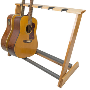 5 Space Acoustic Guitar Stand - AllwoodStands
