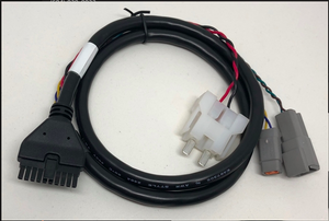 Access Panel Cable for Volvo & Mack 2020 or above models. White Power Connector