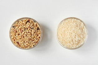 Brown Rice Vs. White Rice: What's The Difference?