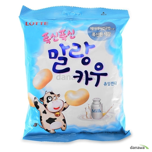 SFMart Lotte Malang Cow Candy (롯데 말랑카우 캔디)79g Snacks- SFMart