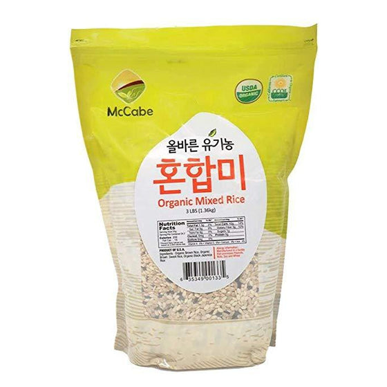 McCabe McCabe Organic Mixed Rice Grain & Rice- SFMart