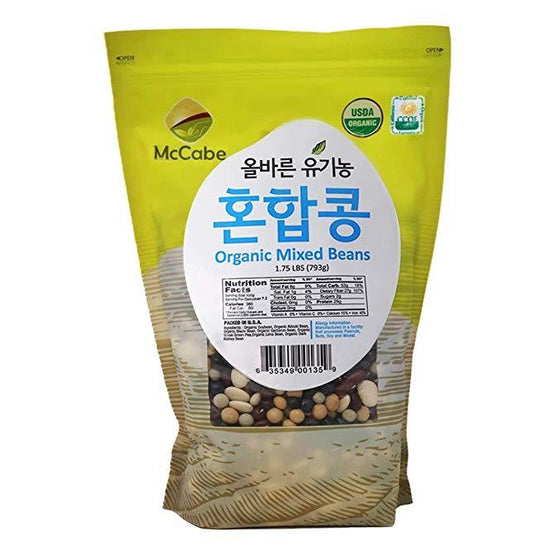 McCabe Organic Mixed Bean - SFMart