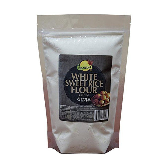 SFMart Season White Sweet Rice Flour 2LBS Powder & Mix- SFMart