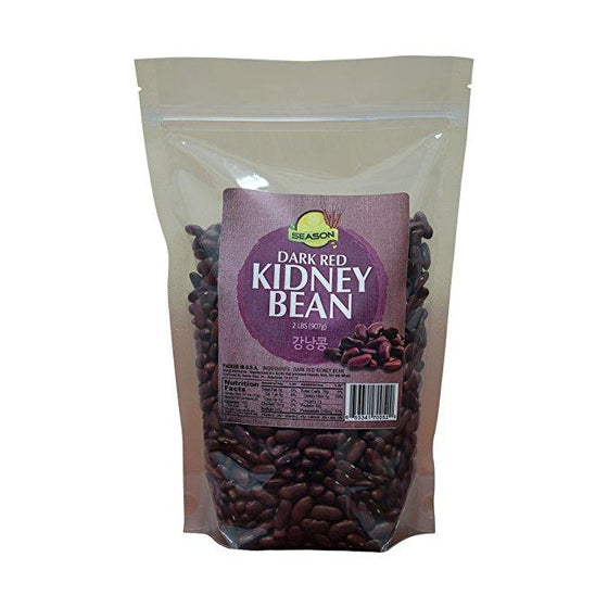 SFMart Season Dark Red Kidney Bean 2lbs Bean & Lentil- SFMart