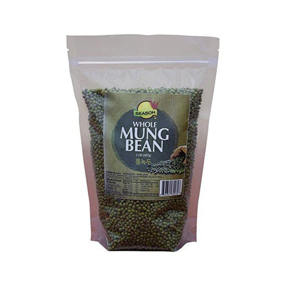 Season Season Whole Mung Bean Bean & Lentil- SFMart