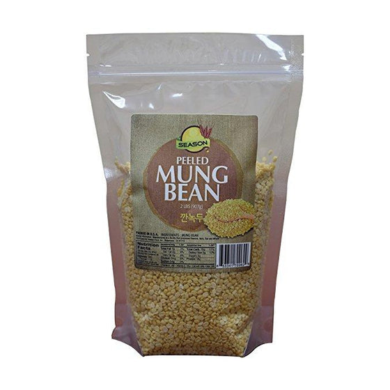 Season Peeled Mung Bean