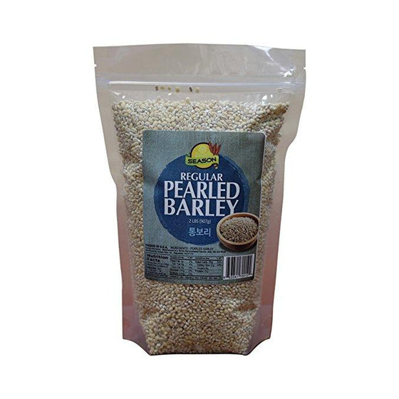SFMart Season Regular Pearled Barley 2lbs Grain & Rice- SFMart