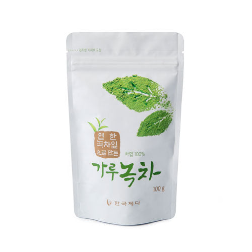 SFMart Powdered Green Tea - Culinary [100g polybag] Tea & Coffee- SFMart