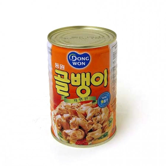 SFMart Dongwon Canned Bai-Top Shell (동원 골뱅이) 400g Canned Foods- SFMart