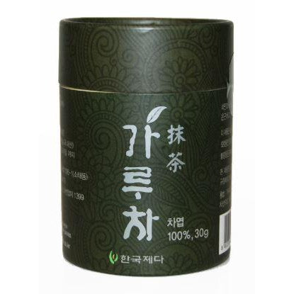 SFMart Powdered Green Tea Gamnong Malcha (Ceremonial) [30g canister] Tea & Coffee- SFMart