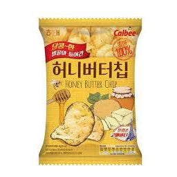 SFMart Haitai Honey Butter Chip (허니버터칩) 120g Snacks- SFMart