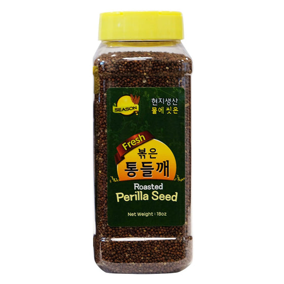 SFMart Season Roasted Perilla Seed (18oz) Processed- SFMart