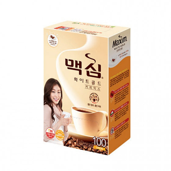 SFMart Dongsuh Maxim White Gold Coffee Mix (동서 맥심 화이트 골드 커피믹스)100pks Tea & Coffee- SFMart